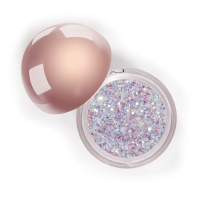 LASplash - CRYSTALLIZED GLITTER COLLECTION - Brokatowy, sypki cień do powiek - 16527 - CALI ROSE - 16527 - CALI ROSE