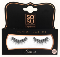 SAUCE - PREMIUM LASHES - Artificial lashes on the strip