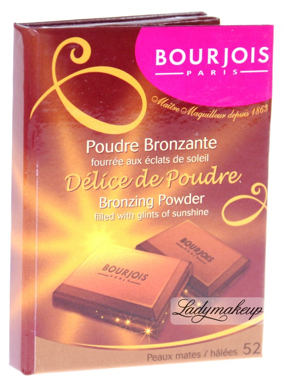 bourjois poudre bronzante delice de poudre puder br zuj cy. Black Bedroom Furniture Sets. Home Design Ideas