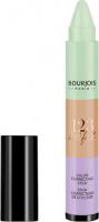 Bourjois - 123 Perfect Color Correcting Stick - Korektor w sztyfcie 3w1