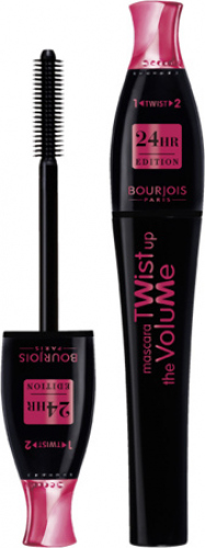 Bourjois - TWist up the VoluMe - Lengthening mascara - 23 BLACK