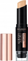 Bourjois - ALWAYS FABULOUS LONG LASTING STICK FOUNDCEALER - Covering foundation stick with sponge applicator - 100 - ROSE IVORY - 100 - ROSE IVORY