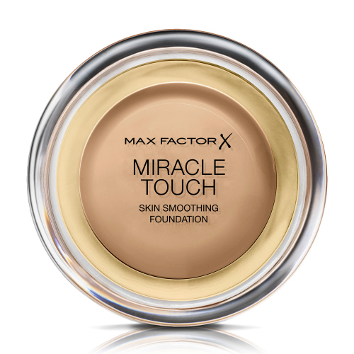 Max Factor - MIRACLE TOUCH - Skin Perfecting Foundation - Kremowy podkład do twarzy