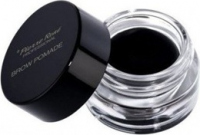 Pierre René - BROW POMADE - Pomada do brwi  - 02 - BLACK - 02 - BLACK
