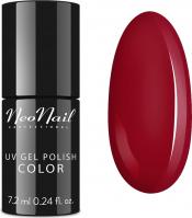 NeoNail - UV GEL POLISH COLOR - LADY IN RED - Lakier hybrydowy - 3762-7 - RASPBERRY RED - 3762-7 - RASPBERRY RED