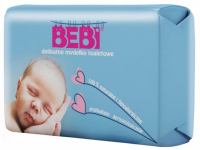 BARWA - BEBI - A delicate toilet soap for children and babies