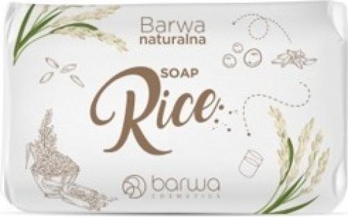 BARWA - Rice Soap - Ryżowe mydło do rąk i ciała
