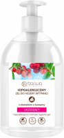 BARWA - Hypoallergenic, soothing intimate hygiene gel with cranberry extract