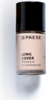 PAESE - LONG COVER - Light foundation with long-lasting silk - 01N - 01N