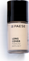 PAESE - LONG COVER - Matte Foundation