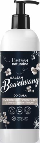 BARWA - Smoothing and regenerating cotton body balm