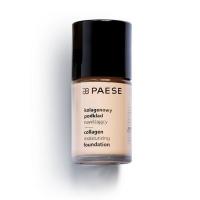 PAESE - Kolagenowy podkład nawilżający - Skóra sucha - 301C NUDE - 301C NUDE