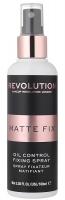 MAKEUP REVOLUTION - PRO FIX - Oil Control Fixing - Utrwalacz makijażu