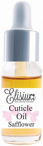 Elisium - Cuticle Oil - Olejek do skórek - Szafran