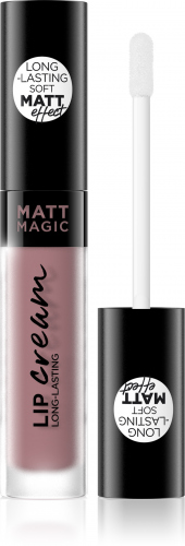 EVELINE - MATT MAGIC LIP CREAM - Matowa pomadka w płynie