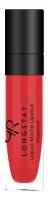 Golden Rose - LONGSTAY - Liquid Matte Lipstick - Matowa pomadka do ust w płynie - R-MLL - 31 - 31