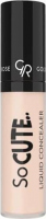 Golden Rose - So CUTE Liquid Concealer - Liquid mini facial corrector