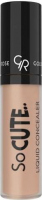Golden Rose - So CUTE Liquid Concealer - Płynny mini korektor do twarzy - 03 - 03