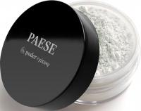 PAESE - Sypki puder ryżowy do cery mieszanej, tłustej i normalnej