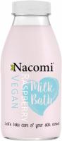 Nacomi - Milk Bath - Mleko do kąpieli - Malina