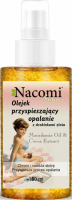 Nacomi - Sunny - Shimmering Tan Accelerating Oil - Oil accelerating tanning with gold particles - 150ml