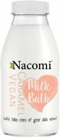 Nacomi - Milk Bath - Mleko do kąpieli - Solony Karmel