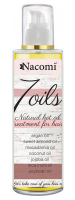 Nacomi - 7 Oils - Natural Hot Oil Treatment - Naturalna maska do olejowania włosów - 100ml