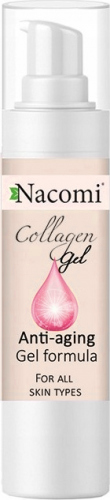 Nacomi - Collagen Gel - Kolagenowe serum do twarzy w żelu