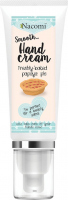 Nacomi - Smooth - Hand Cream - Krem do rąk - Świeże ciasto z papają