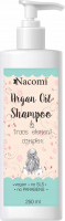 Nacomi - Argan Oil Shampoo - Hair shampoo with argan oil