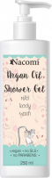 Nacomi - Argan Oil Shower Gel - Vegan shower gel with argan oil - 250 ml
