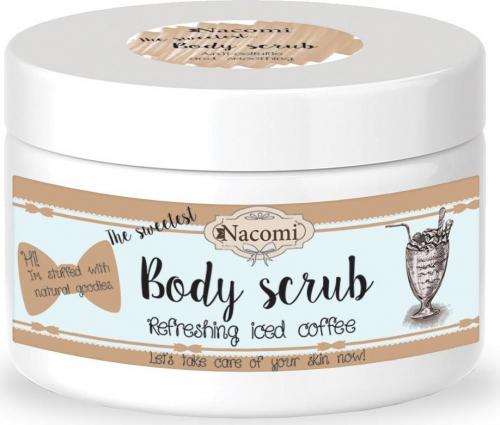 Nacomi - Body Scrub - Peeling do ciała - Mrożona kawa - 200g