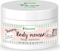 Nacomi - Body Mousse - Slimming body mousse - Mango macaroons