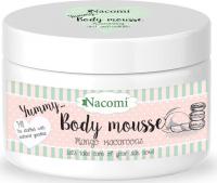 Nacomi - Body Mousse - Wyszczuplający mus do ciała - Makaroniki mango