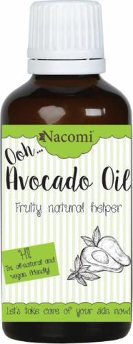 Nacomi - Avocado Oil - Olej avocado - Rafinowany - 30ml