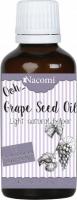 Nacomi - Grape Seed Oil - Olej z pestek winogron - Rafinowany - 50 ml