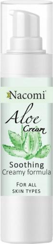Nacomi - Aloe Cream - Aloesowy krem/żel do twarzy