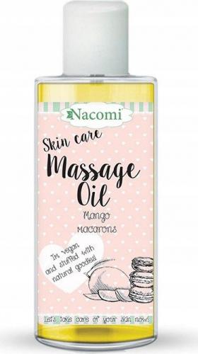 Nacomi - Skin Care Massage Oil - Olejek do ciała - Mango & Macarons