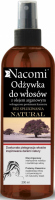 Nacomi - Hair conditioner with argan oil - Without rinsing