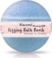 Nacomi - Fizzing Bath Bomb - Kula musująca do kąpieli - Greckie lato