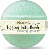 Nacomi - Fizzing Bath Bomb - Kula musująca do kąpieli - Zielona herbata