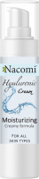 Nacomi - Hyaluronic Cream - Hialuronowy krem/żel do twarzy