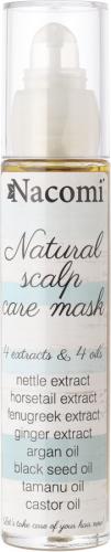 Nacomi - Natural Scalp Care Mask - Naturalna maska do pielęgnacji skóry głowy