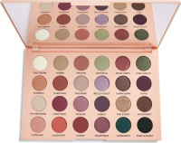 MAKEUP REVOLUTION - THE EMILY EDIT MAKE UP PIGMENT PALETTE - a palette of 24 eyeshadows - THE WANTS