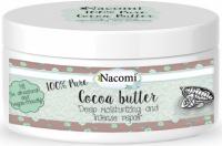 Nacomi - Cocoa Butter - 100% naturalne masło kakaowe - 100ml