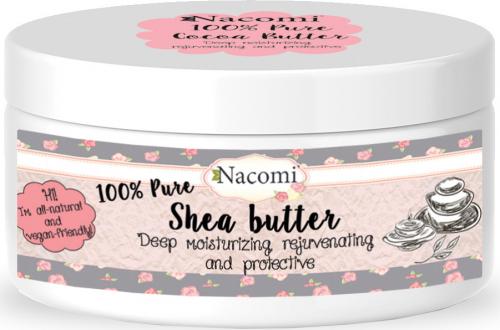 Nacomi - 100% Pure Shea Butter - Czyste masło shea - 100ml