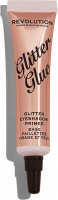 MAKEUP REVOLUTION - Glitter Glue - Glitter Eyeshadow Primer - Glue and base for glitters and pigments