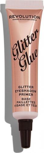 MAKEUP REVOLUTION - Glitter Glue - Glitter Eyeshadow Primer - Klej i baza pod brokaty i pigmenty