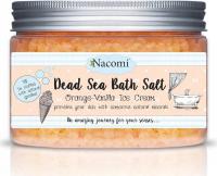 Nacomi - Dead Sea Bath Salt - Orange & Vanilla - 450g