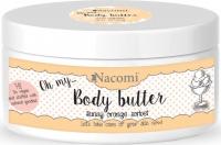 Nacomi - Body Butter - Anti-cellulite body butter - Orange sorbet